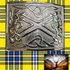 accessories for your kilt, sporrans, belts, buckles and flashes Tartan, Belts, Fashion Accessories, Style, Accessories, Swag, Plaid, Outfits