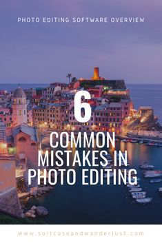 6 common mistakes you should avoid in photo editing. What's the difference between Adobe Lightroom and Photoshop? Read more inside this post. Best Photo Editing Software, Image Editing, Photography Career, Travel Photography, Photography Tips, Cheap Photo Frames, Lightroom, Photoshop, Edit My Photo