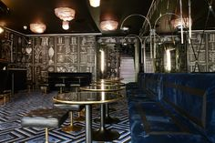 Paris's Vibrant (And Surrealist) Hotel Montana - The hotel's top-floor Mirror D'Argent suite, with a private terrace, is quite - The New York Times