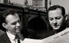 A tribute to the late Johnny Wayne and Frank Shuster, Johnny Wayne, Frank Shuster Personality