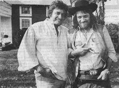 Waylon & Johnny Cash