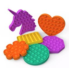 Sensory Toys For Kids, Sensory Tools, Games For Kids, Kids Toys, Sensory Activities, Cool Fidget Toys, Figet Toys, Pop Bubble, Bubble Wrap