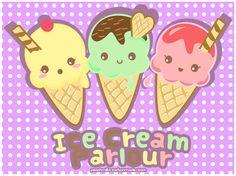 20 best kawaii ice cream images on pinterest kawaii ice cream and