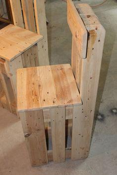 Chaise de bar Sedia L&M Design - Site de l-m-design !