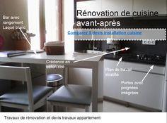 Travaux de rénovation intérieure