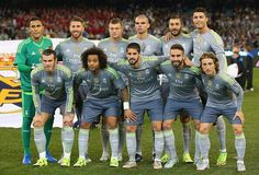 Real Madrid Team Pic 2015-16 Season