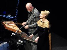 Brendan Perry and Lisa Gerrard of Dead Can Dance! Lisa Gerrard, World Music, Music Is Life, My Music, Dead Can Dance, Gothic Rock, I Icon, Post Punk, My Favorite Music