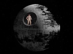 Dancing on the Death Star: | Chandler Bing Dancing On Things