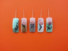 pictura artistica nivel 1,1 Pillar Candles, Ren, Nails, Skin Care, Beauty, Style, Models, Nail Art, Fingernail Designs