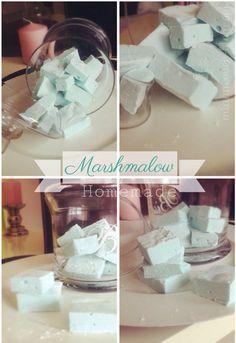 Marshmallow à l'agar agar (HYPER SIMPLE)