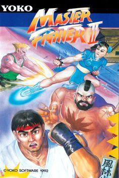 Master Fighter II (bootleg), Famicom.