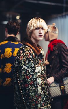 The Best Backstage Pics From the Fall 2016 Men's Shows