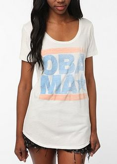 Urban Outfitters - Obama T-Shirt