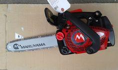 Motoferastrau Maruyama MCV 3100 TS. Outdoor Power Equipment, Garden Tools