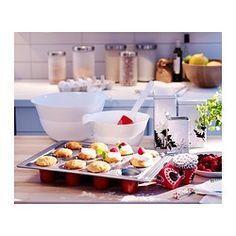 DRÖMMAR Muffin tin - IKEA x 2