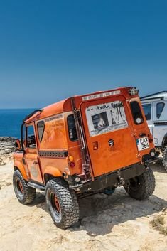 International Land Rover Day - 2015 by William Attard McCarthy on 500px