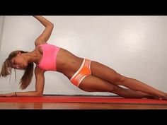 Take Your Plank Workout to the Next Level! - YouTube