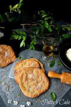 """TORTAS DE ACEITE ESTILO """"INÉS ROSALES"""" #DÍADELDULCETS   (Scroll down for the English recipe)        Más de 100 años han pasado desde q..."""