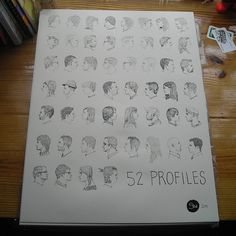52 Profiles Poster | Flickr - Photo Sharing!