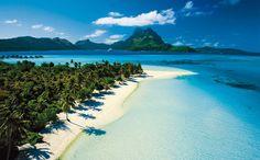 Lagunas de Bora Bora