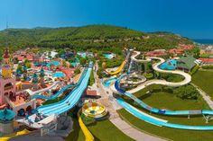Aqua Fantasy (Hotel) SPLASHWORLD - Kusadasi - Turkije - Arke  Top drie zomervakantie 2015