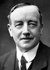Arthur Henderson Nobel Prize Winner 1934.