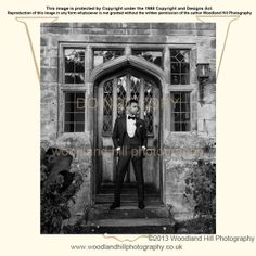 Wedding Photography at Wakehurst Place Ardingly Sussex.  It's great to take some lovely shots of the groom :)