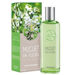 Lily of the Valley Eau de Toilette. Yves Rocher.