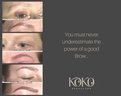 Brows on point, amazing brows, make up, HDbrows high definition brows.. Before and after brows