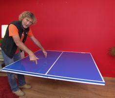 Everything You Need to Know About Ping Pong Table Dimensions | It\'s ...