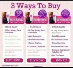 There are 3 options to buy Plexus Slim. The wholesale option gives you mich more than a product. It also gives you an opportunity to help others and earn money in the process. I love sharing this amazing product. Now's your chance to get this amazing product. Order today! http://cynthiabaca.myplexusproducts.com/