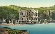 Anadolu Hisarı, haritası,Anadolu Hisarı'na nasıl gidilir, Anadoluhisarı semti, Beykoz, Küçüksu Kasrı, Muhaşşi Sinan Camii, Küçüksu Camii, Anadoluhisarı