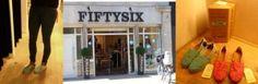 Expeditie fair trade shoppen in Groningen - Fiftysix verkoopt onder andere Kuyichi-spijkerbroeken en Toms-schoenen.