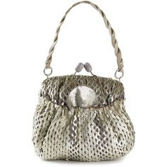 JAMIN PUECH sequinned tote