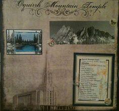 Oquirrh Mountain, Utah temple page
