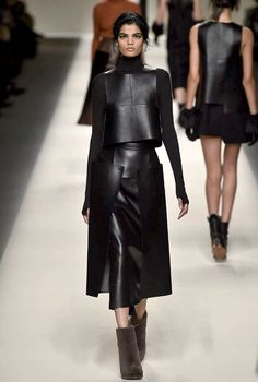 Milan Fashion Week: Fendi Autumn/Winter 15 | Buro 24/7