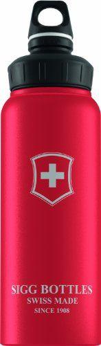 Sigg Wode Mouth Swiss Emblem Touch – Cantimplora