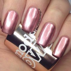 Models Own - Colour Chrome - Chrome Rose
