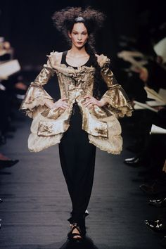 Jean Paul Gaultier | Spring 1998 Couture