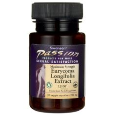 Eurycoma Longifolia Extract | Male Sexual Health - Swanson Health Products