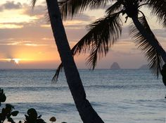 coucher soleil - Photos de vacances de Antilles Location #Martinique