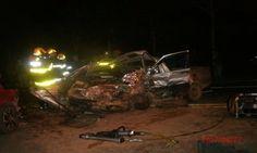 Jovem inabilitado causa acidente e morre na BR-146, em Minas