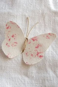 Simple butterfly...