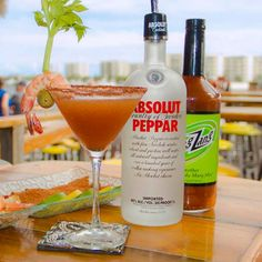 "Help us out & Vote AJ's ""Dirty Mary"" for Best Bloody Mary in America Contest http://nycwffbestbloody.org/votes.php via @nycwff @ABSOLUTvodka_US"