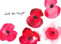 11.11.12 Lest We Forget. -- Veterans poppies for brits