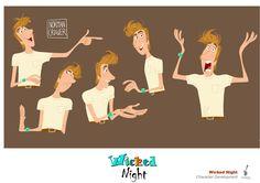 Strange Oaks Commercial and Character DesignsComputer Graphics & Digital Art Community for Artist: Job, Tutorial, Art, Concept Art, Portfolio Character Poses, Character Sheet, Character Design References, Character Development, Character Concept, Character Art, Concept Art, Character Reference, Character Ideas