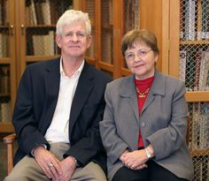 Maria C. Shaw and Joseph W. Shaw— 2006 Gold Medal Award for Distinguished Archaeological Achievement - Archaeological Institute of America
