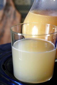 Succo di frutta fatto in casa | http://www.ilpastonudo.it/cose-di-base/succo-di-frutta-fatto-in-casa/