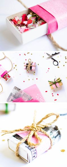 NYE DIY Eco Confetti | Click Pic for 20 DIY New Years Eve Party Ideas | DIY New Years Eve Party Decorations