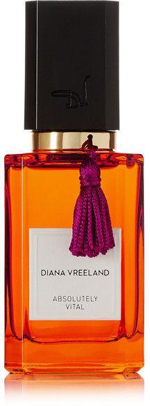 Diana Vreeland Parfums - Absolutely Vital Eau De Parfum - Precious Woods & Rose Absolute, 50ml